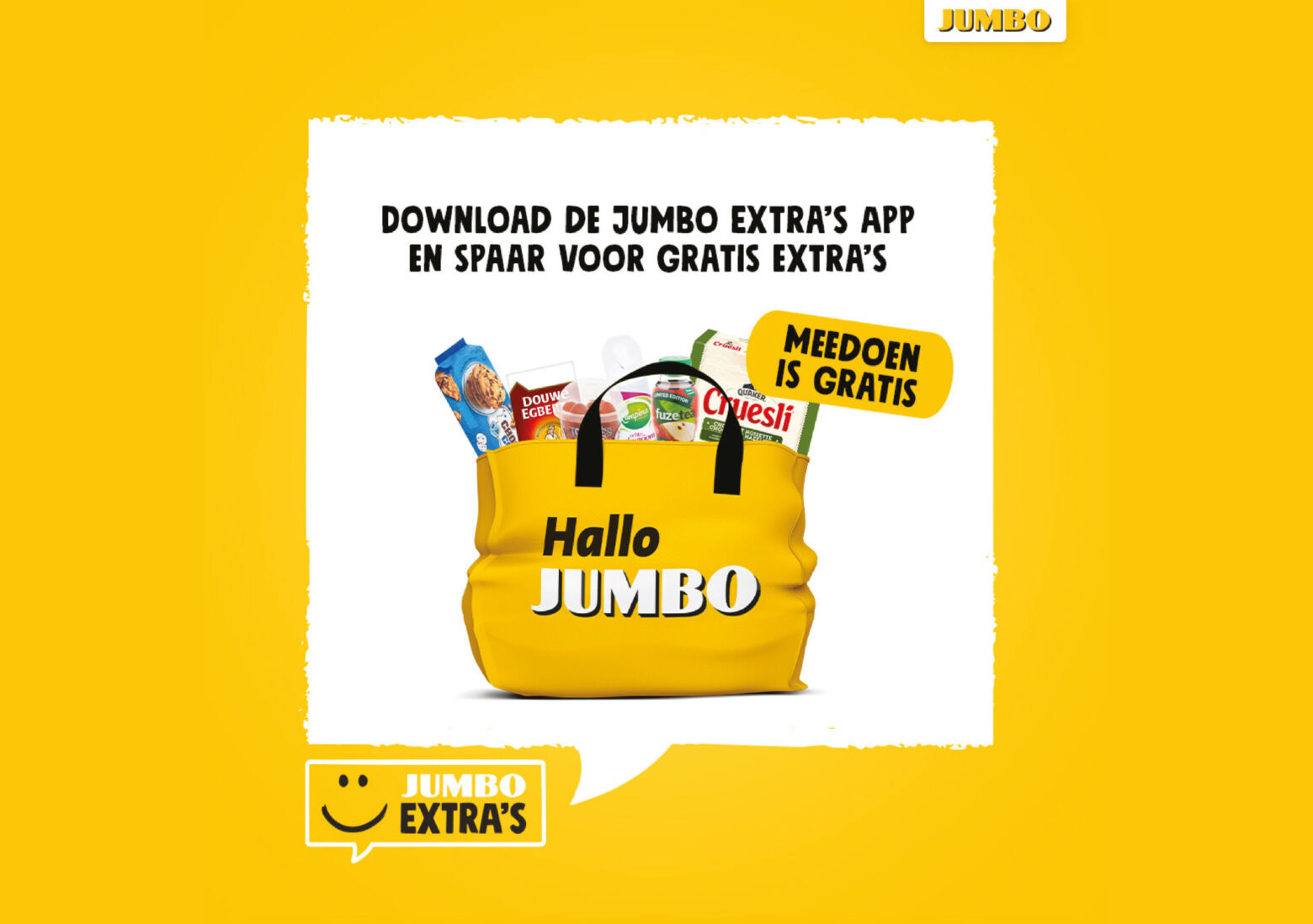 Jumbo extra's