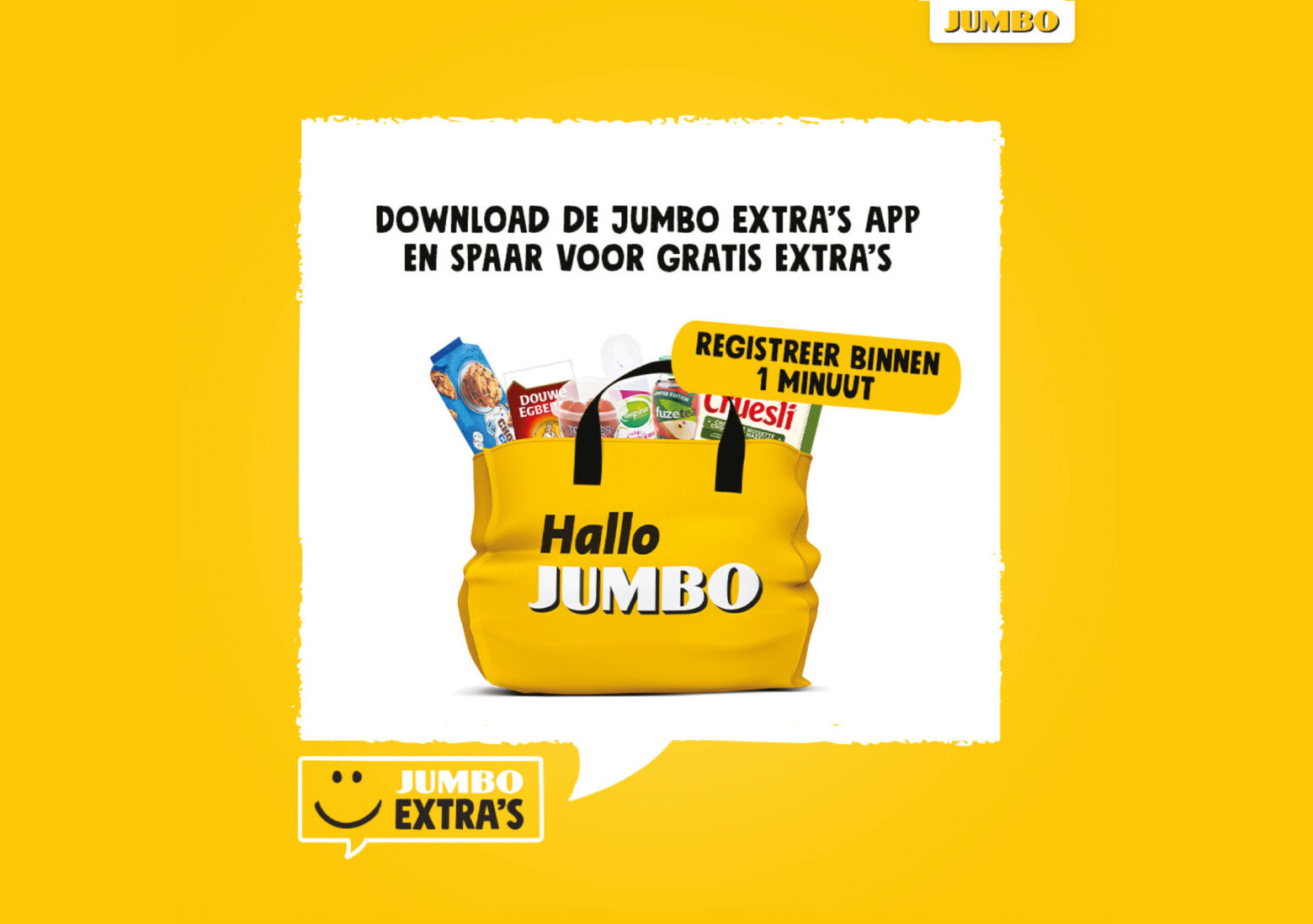 Download de Jumbo Extra's